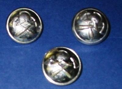 Uniform Buttons [Tunic]