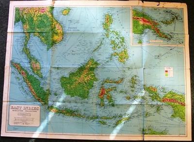 Map - East Indies