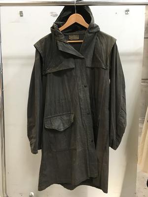 Rainjacket, oilskin [Eidex]