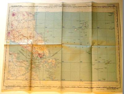 Map - Bintan Island, Indonesia