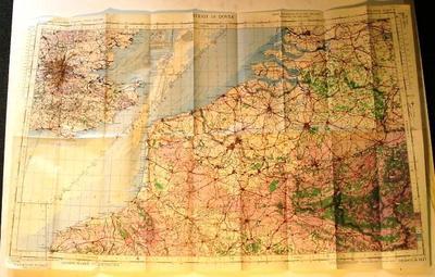 Strait of Dover, sheet 8