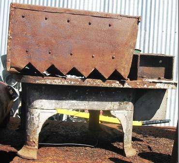 Auckland Tramway Blacksmiths forge