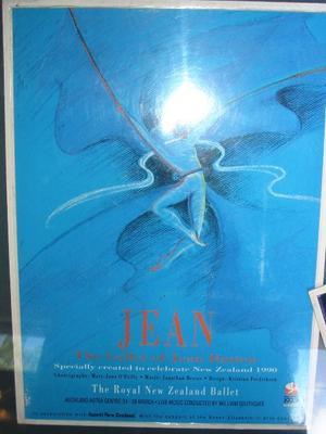 Poster [The Ballet of Jean Batten]