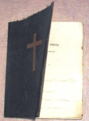 [Prayer and Hymn book]
