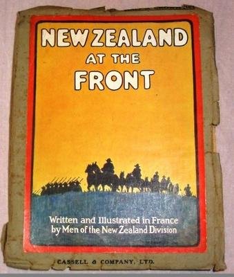 New Zealand At The Front 1917