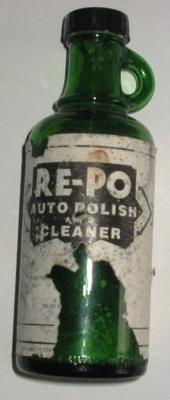Bottle - RE-PO 1945