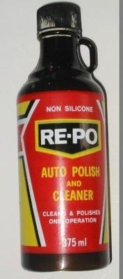Bottle - RE-PO 1980