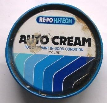 Tin - Polish RE-PO Hi-Tech RE-PO Collection