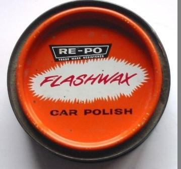 Tin - Flash wax RE-PO Collection