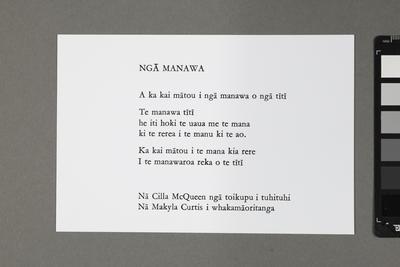 Ngā manawa