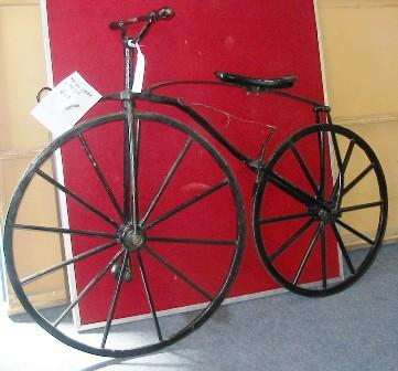 Velocipede bicycle