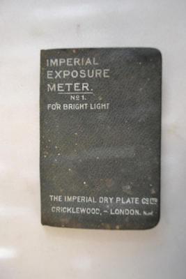 Light Meter [Imperial]