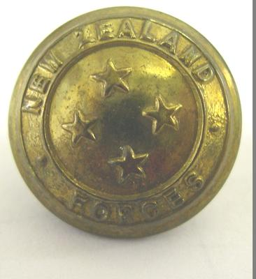 Uniform Button [New Zealand Forces]