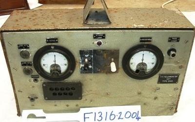 Teleprinter Set [Voice Frequency teleprinter]