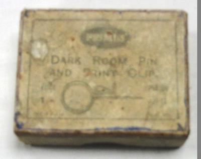 Clip - Dark Room Pin and Print;
