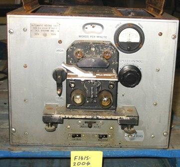 Automatic Keying Unit