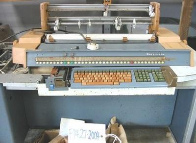 Machine - Adding