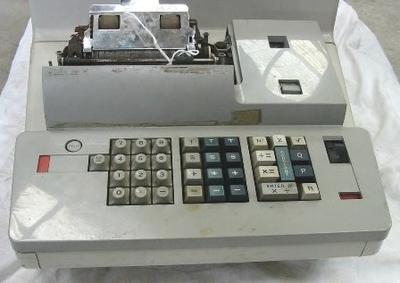 Calculator - Olivetti