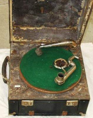 Gramophone - Maestrophone Reproducer