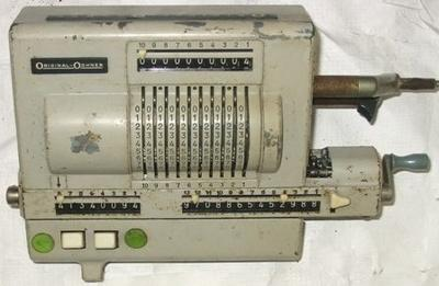 Calculator - Odhner