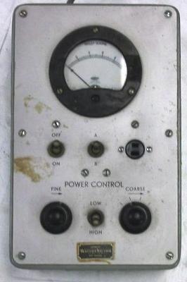 Unit - Power Control