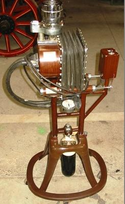 Respirometer [Motor basal]