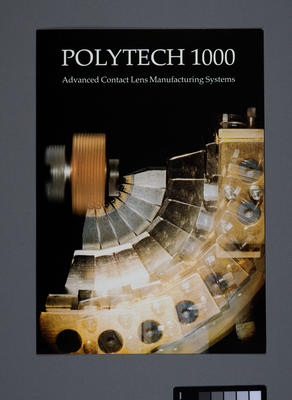 Polytech 1000: Advanced contact lens manufacturing systems