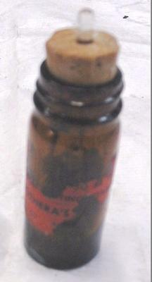 Bottle - Medical