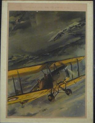 The de Havilland Tiger Moth - Trainer of the Empire