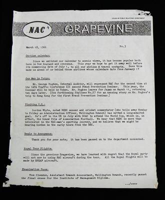 NAC grapevine