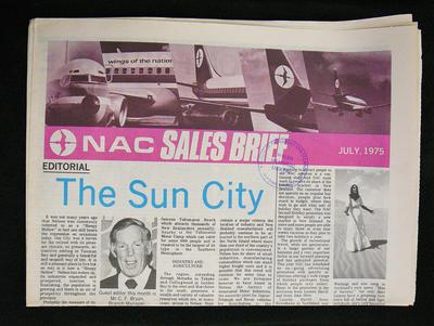 NAC sales brief