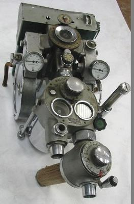 Anaesthetic Equipment [McKesson Nargraf Machine]