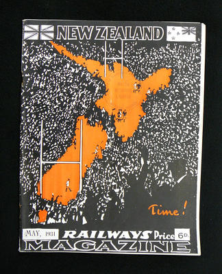 New Zealand Railways magazine