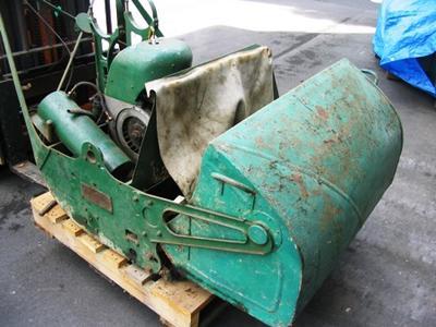 Mower, Lawn / Roller