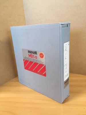 Storage Box [Floppy Disc Storage Case]