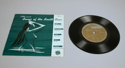 Record [Teal presents Songs of the South Seas]