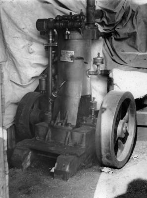 A. & G. Price petrol engine