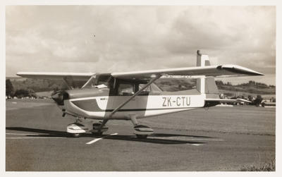 Ardmore [ZK-CTU Aero Commander 100]