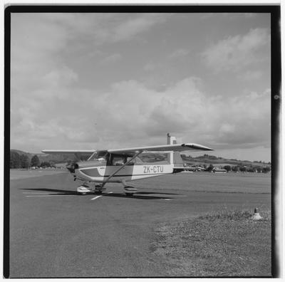 Ang John [ZK-CTU Aero Commander 100]