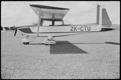 [ZK-CTU Aero Commander 100 negative 10]
