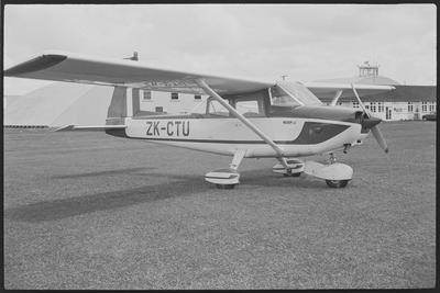 [ZK-CTU Aero Commander 100 negative 11]