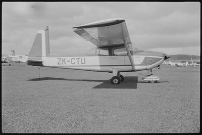 [ZK-CTU Aero Commander 100 negative 12 ]