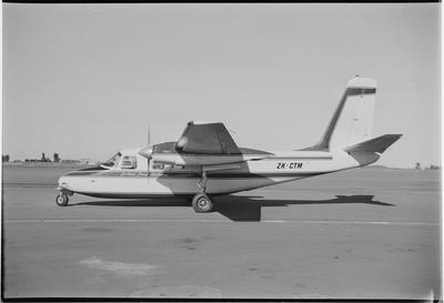 620 Chch 2.11.68 [CTM Aero Commander 500A]