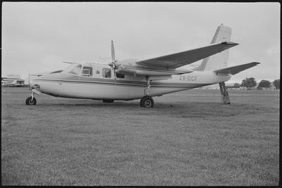 DCF 20.10.73 Ardmore [ZK-DCF Aero Commander 500A]