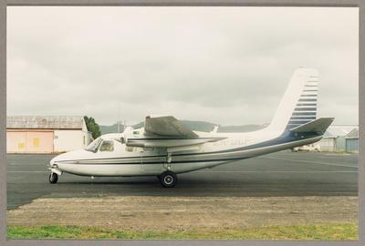 ZK-DCF Ardmore 8-Mar-92