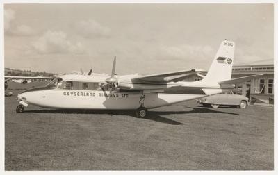 22.4.71 Ardmore [ZK-DBQ Aero Commander 680FL]