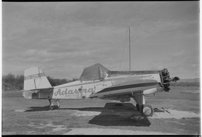 620 23.2.69 Rotorua [ZK-CPH Aero Commander Snow S2D600 ]