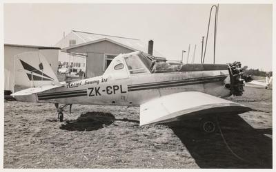 10.8.70 Rangiora [ZK-CPL Aero Commander Snow S2-D 600]