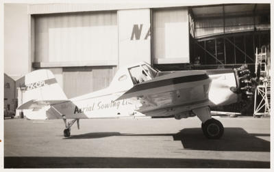 [Aerial Sowing LTD  ZK-CPL Aero Commander Snow S2-D 600 photograph]
