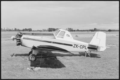 CPL 22.3.75 Rangiora [ZK-CPL Aero Commander Snow S2-D 600]